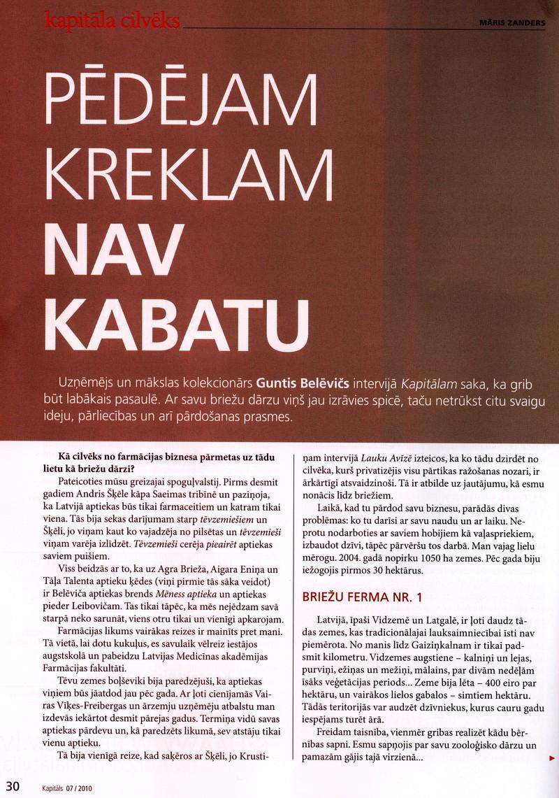 Kapitāls (7/2010), 30.lpp