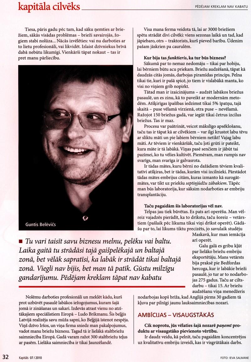Kapitāls (7/2010), 32.lpp