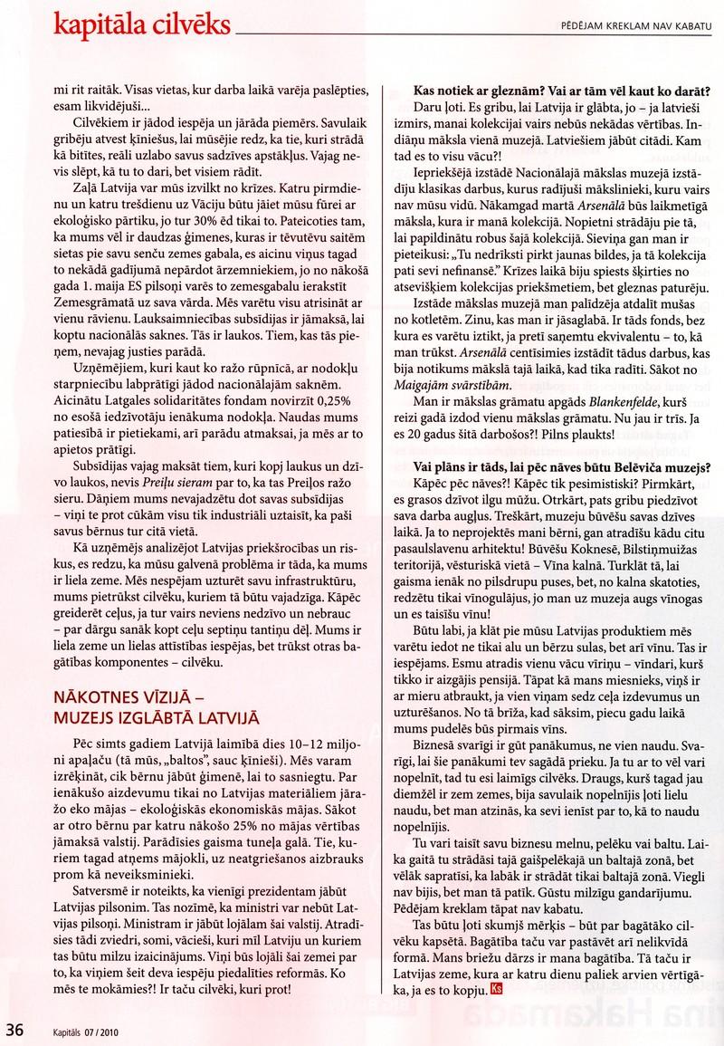 Kapitāls (7/2010), 36.lpp