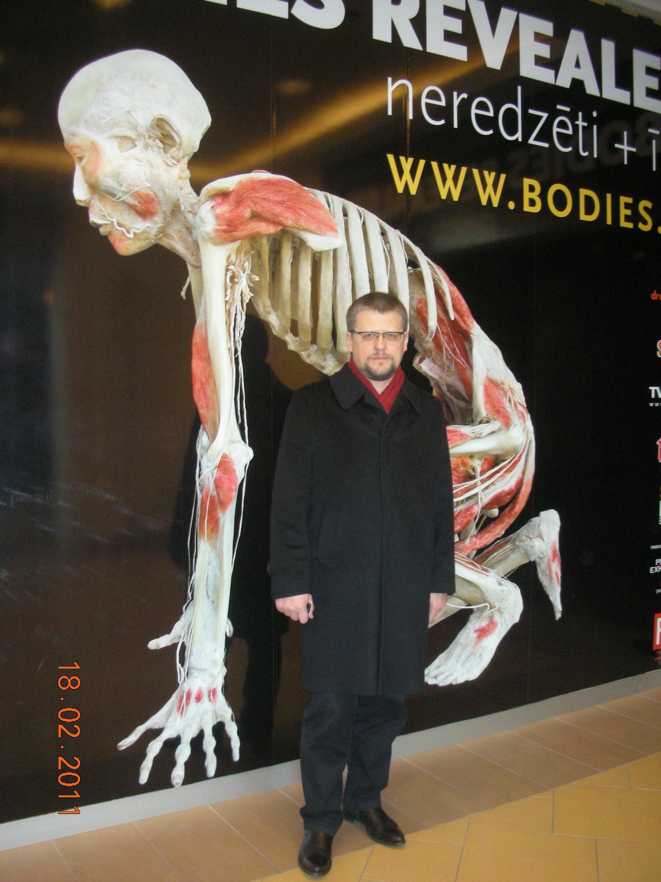 Guntis Belēvičs, Rīga, 2011.gada 18.februāris