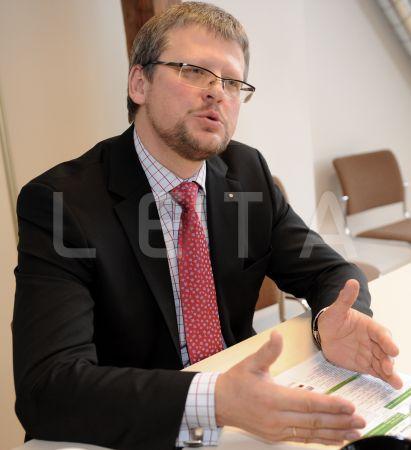 Guntis Belēvičs, 01.04.2011.