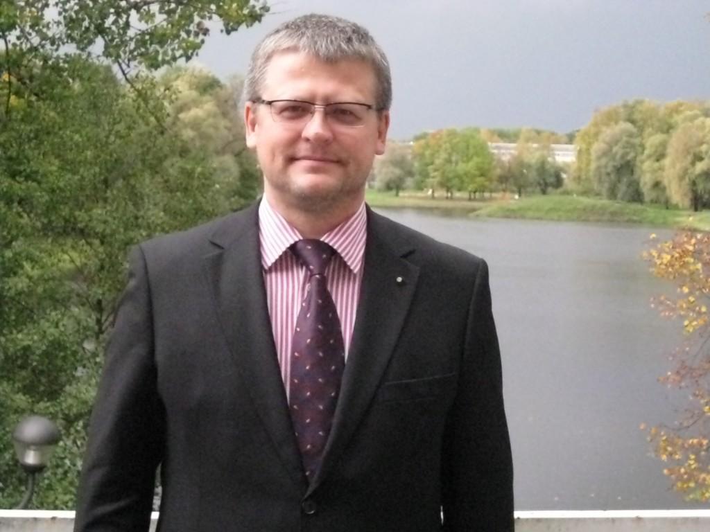 Guntis Belēvičs, 13.10.2011.