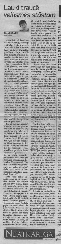 """""""Neatkarīgā"""", 2012. gada 6. augusts, 2. lpp."""