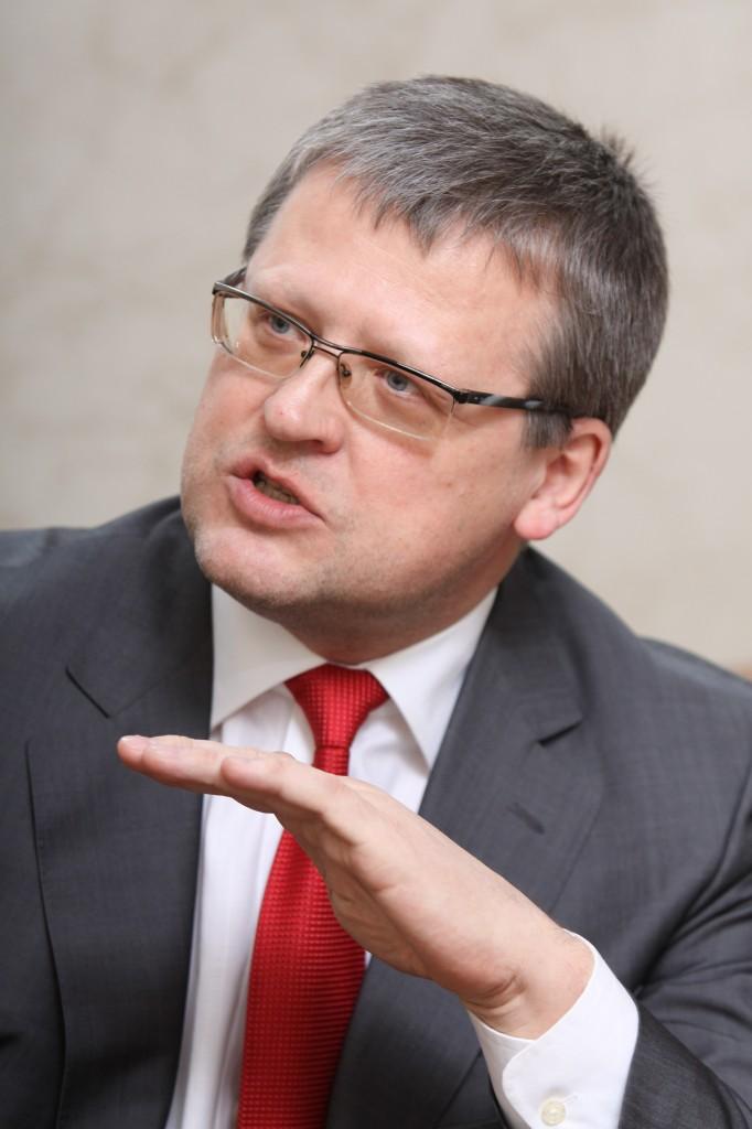 Guntis Belēvičs, 2013-02-27