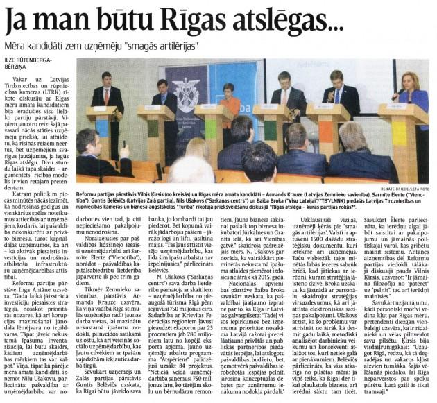 Latvijas Avīze, 24.04.2013